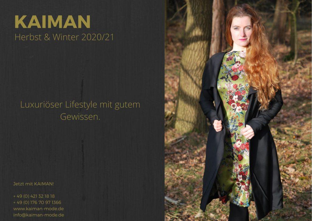 Herbst & Winterkollektion Seite 1 Luxus mit gutem Gewissen. Im Online-Shop erhältlich