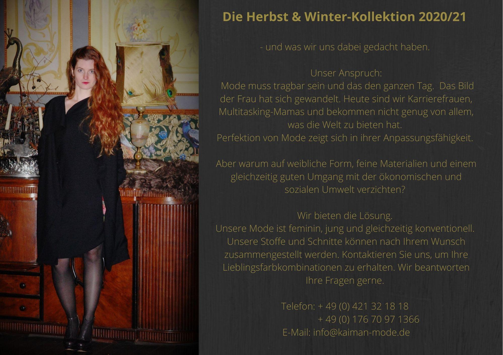 Herbst & Winterkollektion 2020/21 Seite 9